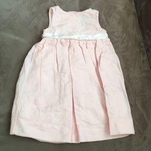 Baby Girls Ralph Lauren dress.